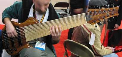 guitare 20 cordes