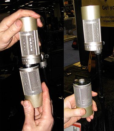 KSM353/ED Premier Bi-directional Ribbon Microphone | Shure
