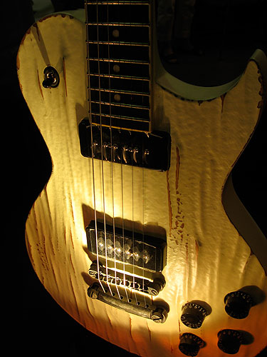 Spear guitars - They've had some good reviews Spearguitar