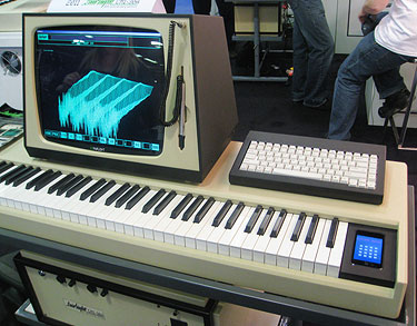 new Fairlight CMI