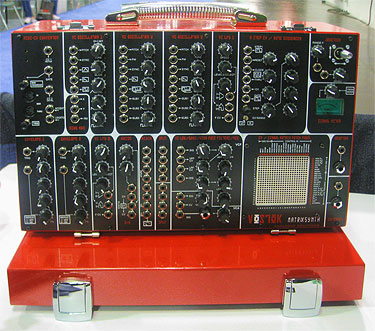 Vostok analoge synth