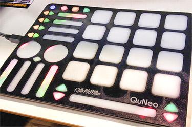 Techno instrument