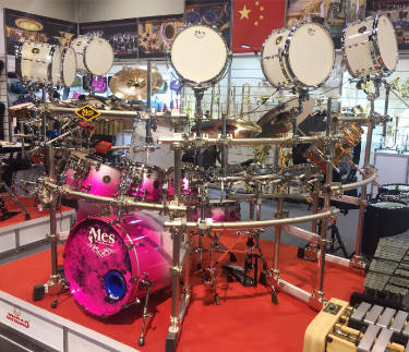 Namm Oddities 2018 Percussion