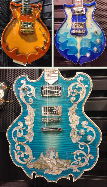 Minarik guitars
