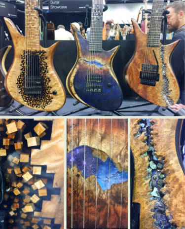 Red Layer Guitars