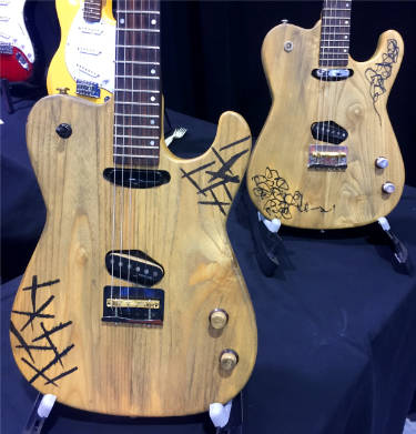 Sjuman Instruments guitars