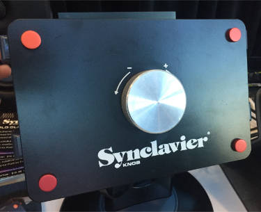 Synclavier Knob